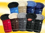 Winter foot-muff in 9 colours