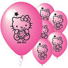Hello Kitty Ballone rosa, 10er-Pack