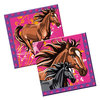 I Love Horses Napkins 33x33cm, 20 pieces