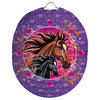 Lampion I Love Horses rund 22cm