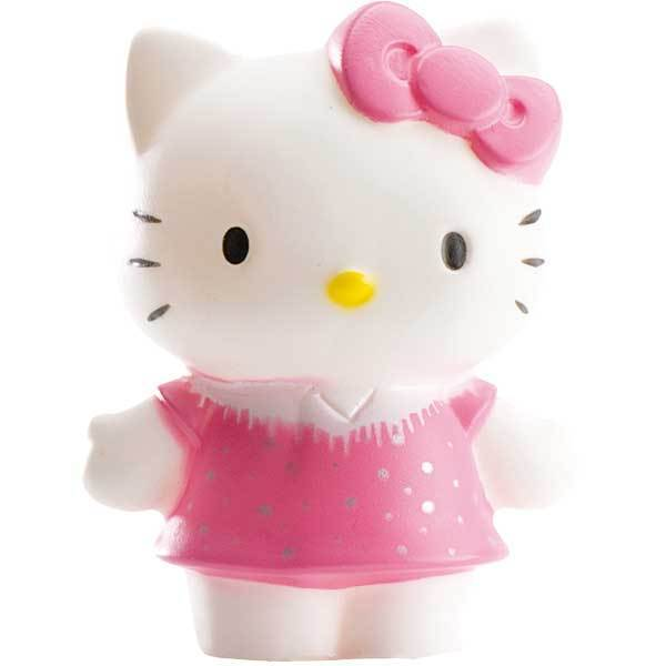 Hello Kitty Cake Decoration 3 Pieces Morgenthaler S Partyshop