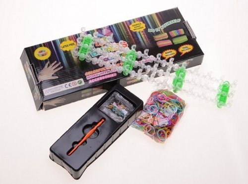 DIY Loom Bands Starter Kit
