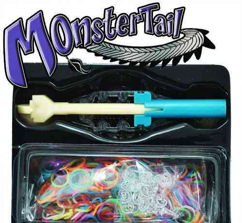 Loom Monster Tail Travelset