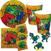 Dino T-Rex PARTY-SET, 52teilig