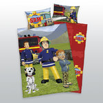 Bedding set Firefighter Sam 100x135 cm