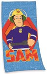 Beach towel Firefighter SAM 75x150cm